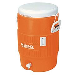 Igloo Seat Top Cooler Water Jug