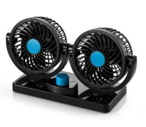 AboveTEK 12V Electric Fan