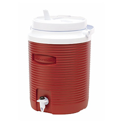 Rubbermaid Victory 2 Gallon Water Jug Cooler