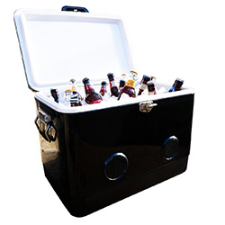 BREKX Cooler – Best Party Ice Chest With Bluetooth Speakers