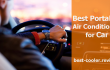 Best Portable Air Conditioner for Car and Trucks 2019