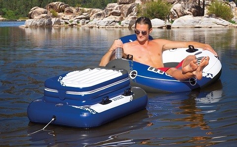 Best Floating Cooler for River, Lake, Ocean, and that's only the tip of the iceberg