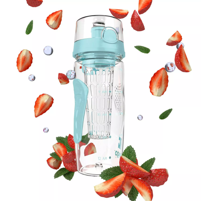 Bevgo Infuser Water Bottle