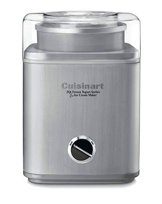 Cuisinart Automatic FroYo Ice Cream Maker 2 Quart