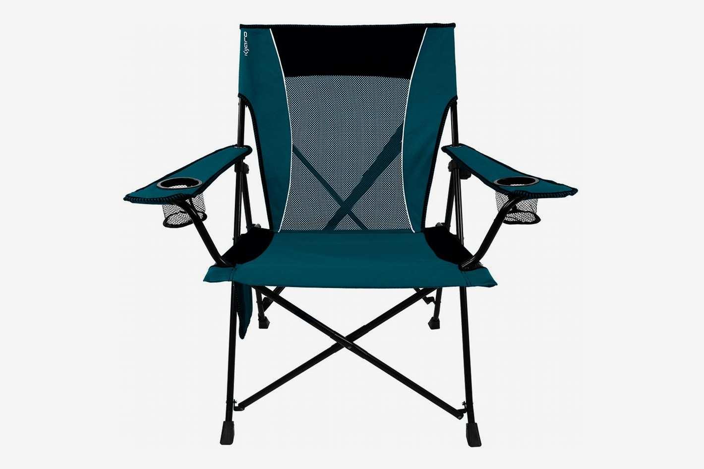 Kijaro Dual-Lock Portable Camping and Sports Chair