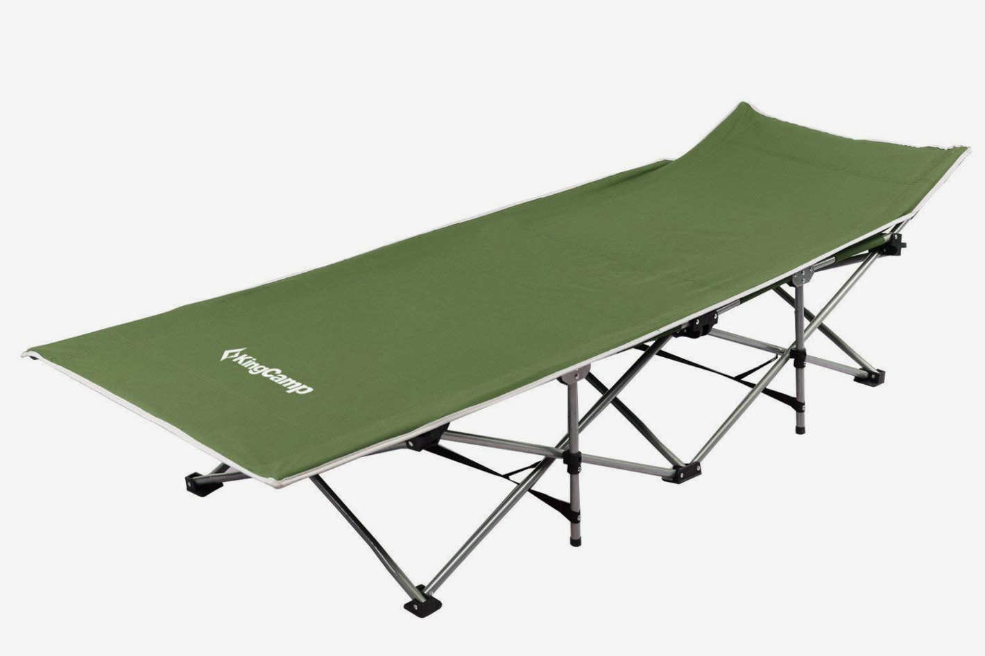 KingCamp Camping Bed Cot With Carry Bag