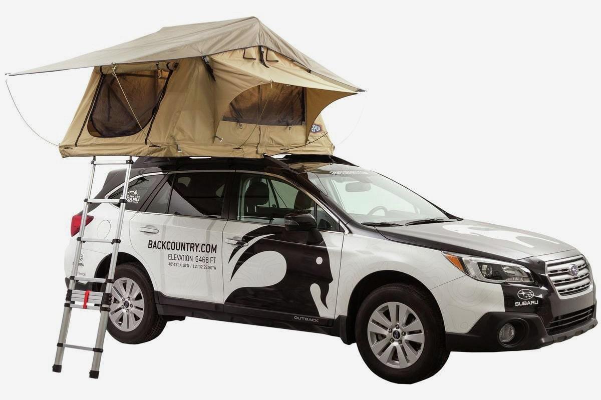 Tepui Ayer Sky Tent two Person, 4-Season