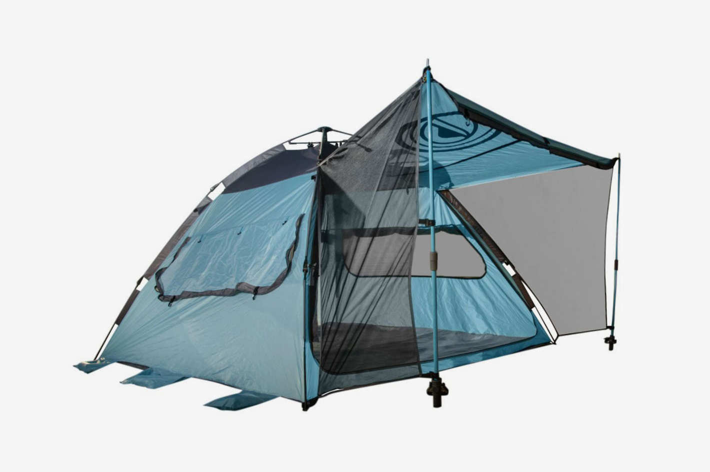 WildHorn Outfitters Quick-Up Cabana Style XL Beach Tent