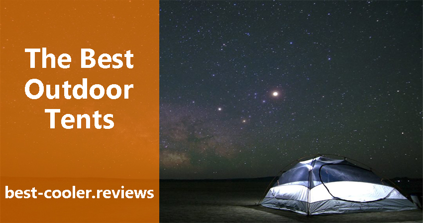 The Best Outdoor Tents on Amazon